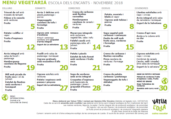 Captura VEGETARIÀ NOVEMBRE